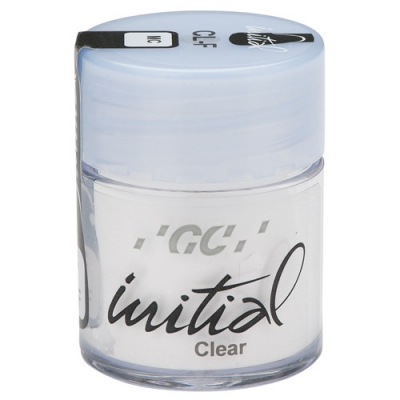 GC Initial MC, Clear Fluorescence, 50g, CL-F