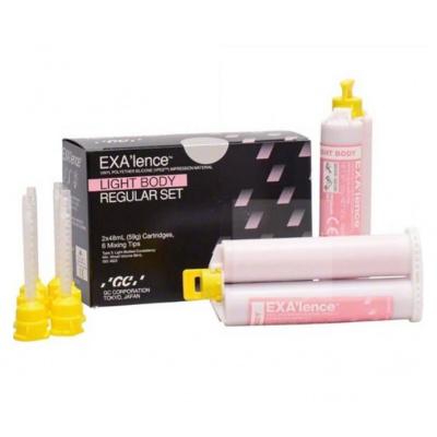 GC EXA'lence, Light Body, Regular Set, 2 x 48ml Refill