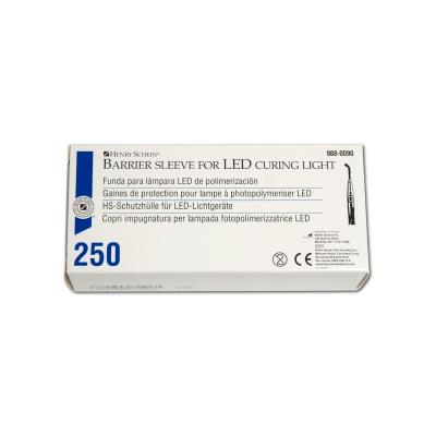 HS-Ochranné obaly naběžnou polymerační lampu 250 ks
