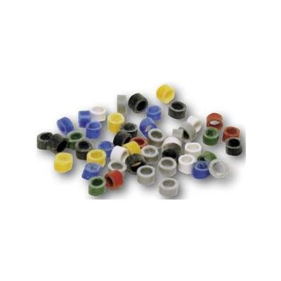HS-kroužky nanástroje bílé, 50ks