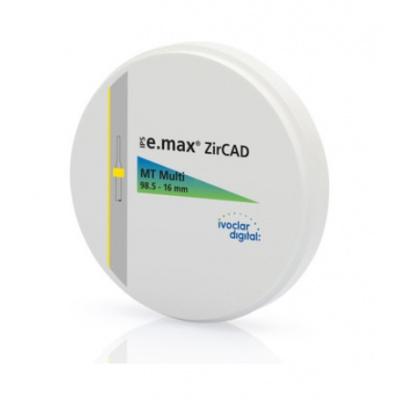 E.max ZirCAD MT Multi A3,5 98,5-16mm/1