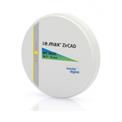 E.max ZirCAD MT Multi A3,5 98,5-16mm/1