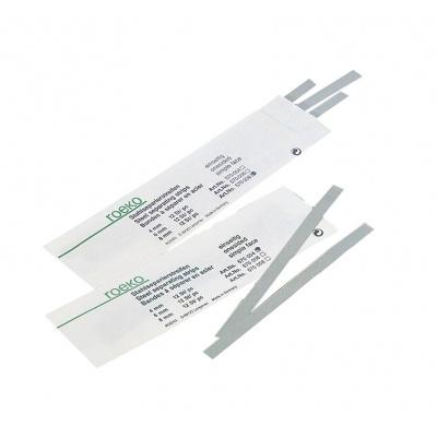 Ocelové separační pásky, jednostranné síla 8 mm  12ks