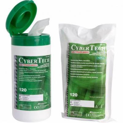 HS-Ultra Clean Lemon dezinfekční ubrousky doplňkové balení, 120 ks