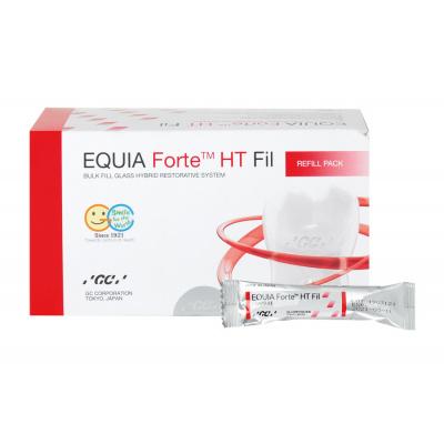 GC EQUIA Forte HT Klinické balení, A2, 200 kapslí