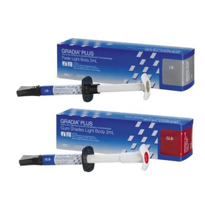 GRADIA Plus Paste LB-Blue, 2ml