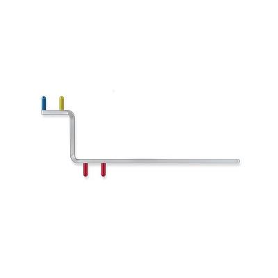 XCP-ORA Arm -náhradní vodící tyčinka pro držák senzorů/folií (bez centrovacího kroužku)